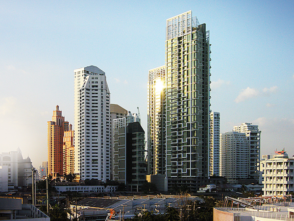 Condominium in bangkok